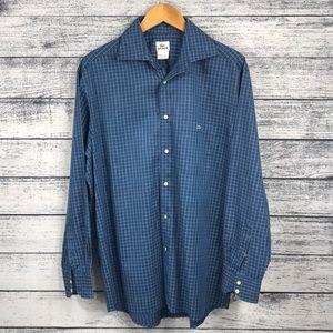 Lacoste Button Down Dress Shirt Size 44
